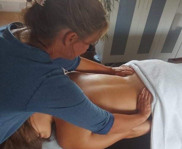 masaż poznań